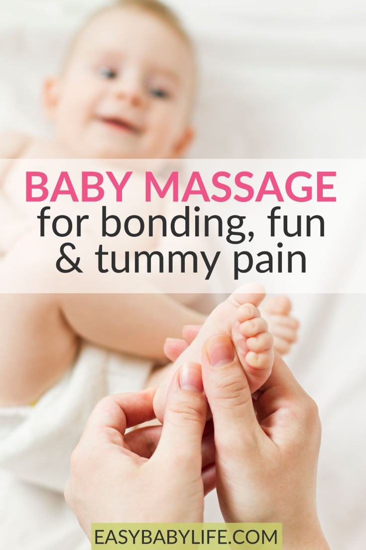 baby massage tips