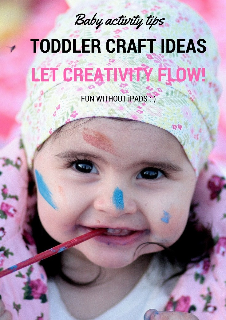 baby craft ideas 7 great toddler craft ideas screen free and creative 1082