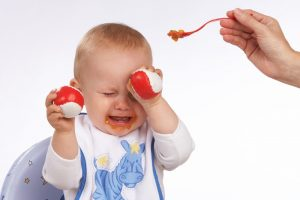 How to stop food power struggles with your baby or toddler!