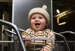 air travel with a baby