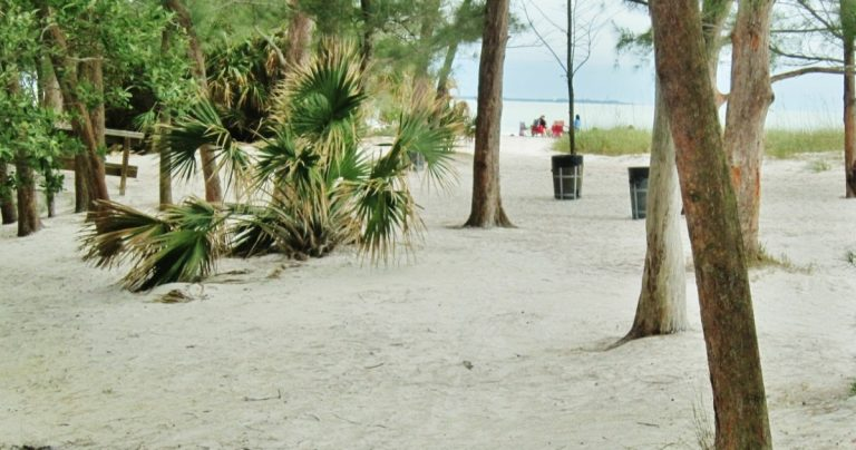 Fort Desoto State Park FL – Fantastic Baby & Family Vacation