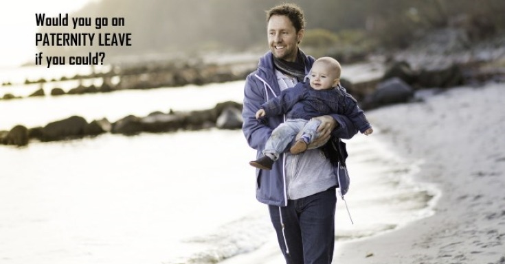 Read more about the article If you could go on paternity leave, would you? Poll for dads!