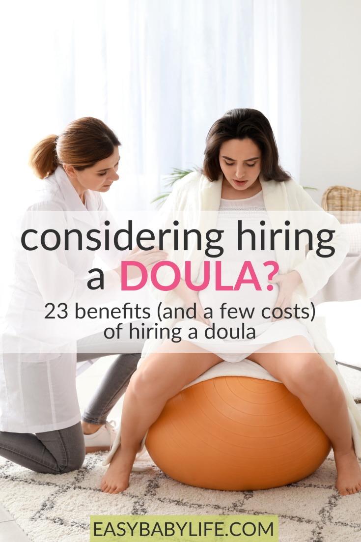 hiring a doula
