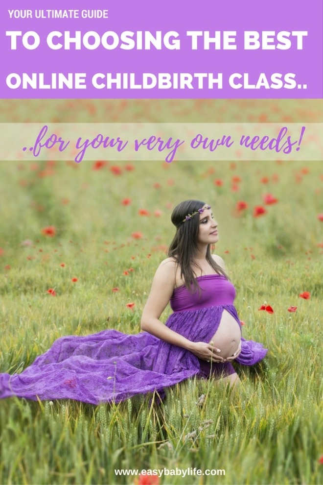 Guide to Prenatal Classes Online - Baby Prep On Your Couch ...