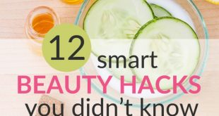 smart beauty hacks