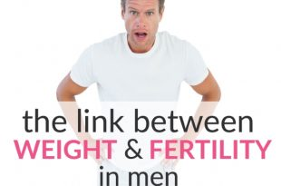 weight and fertility in men