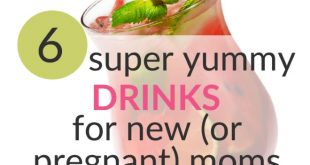 non-alcoholic drink recipes