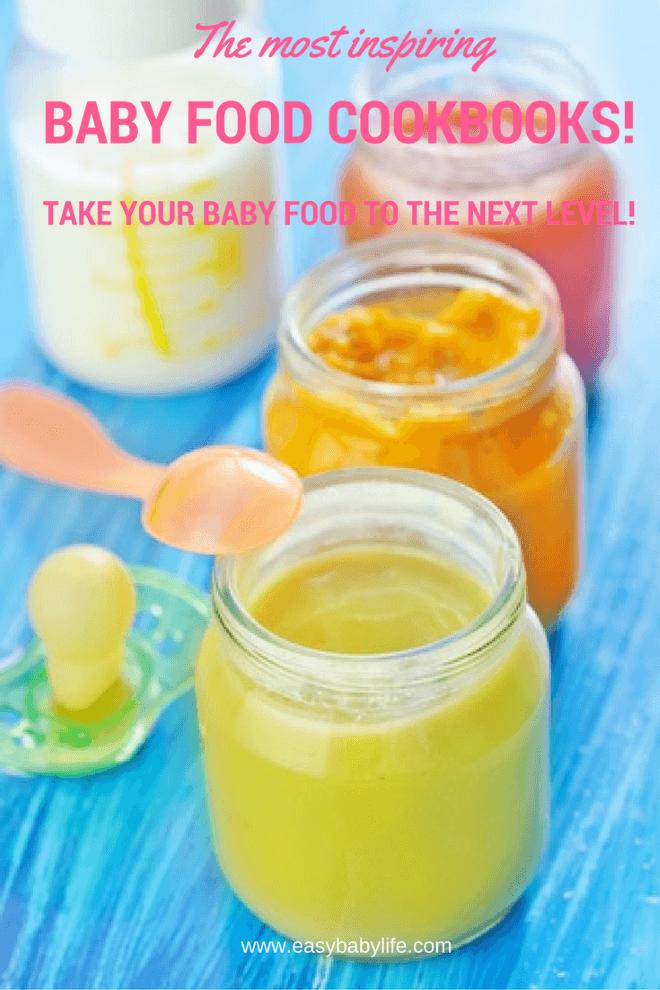 best baby food recipe books