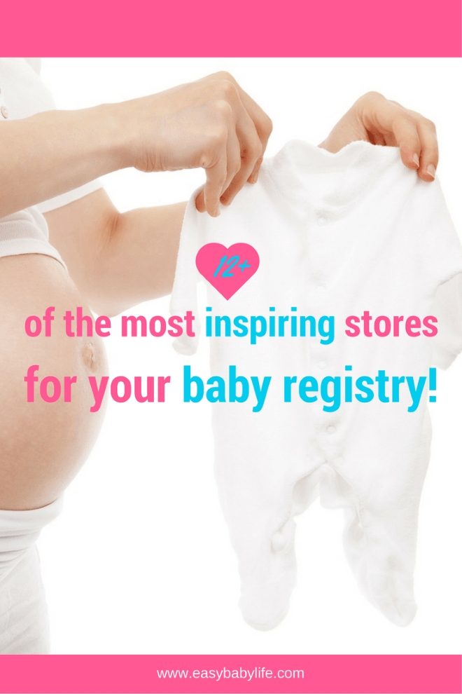 best stores for baby registries