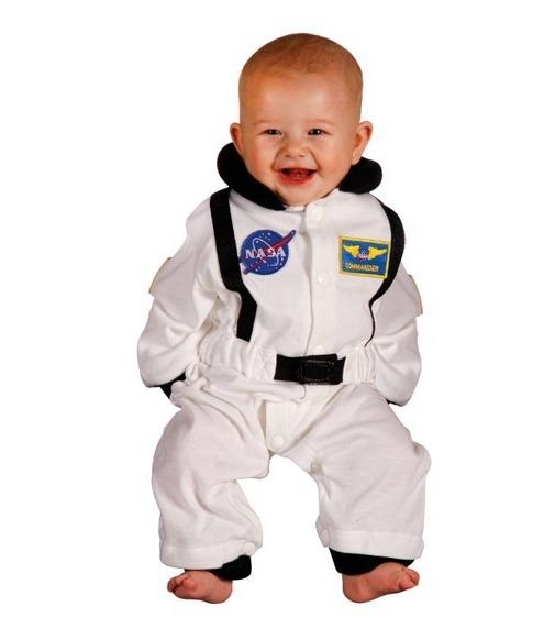 astronaut baby costume