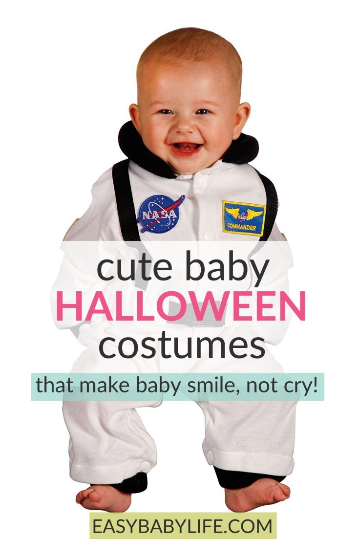 super cute baby halloween costumes that make your baby smile, not cry!