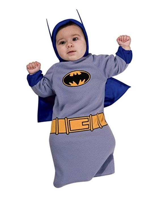 batman baby bunting costume