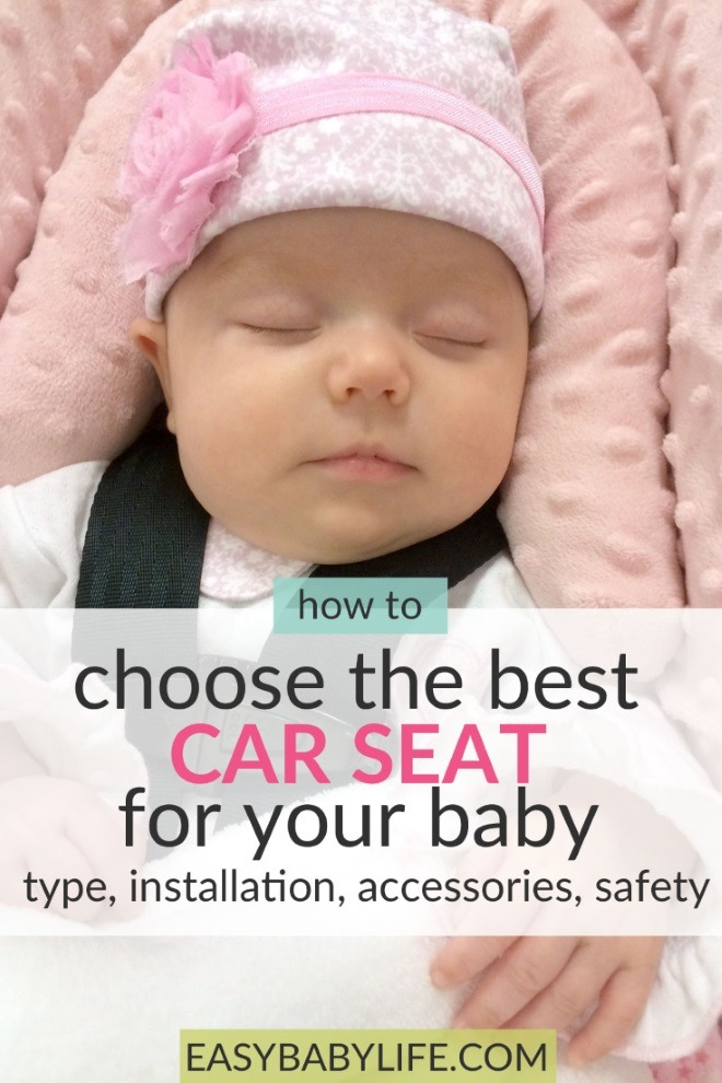 how choose infant ca seat