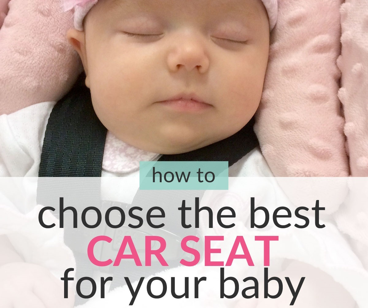 infant car seat tips
