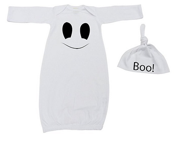 ghost baby Halloween costume