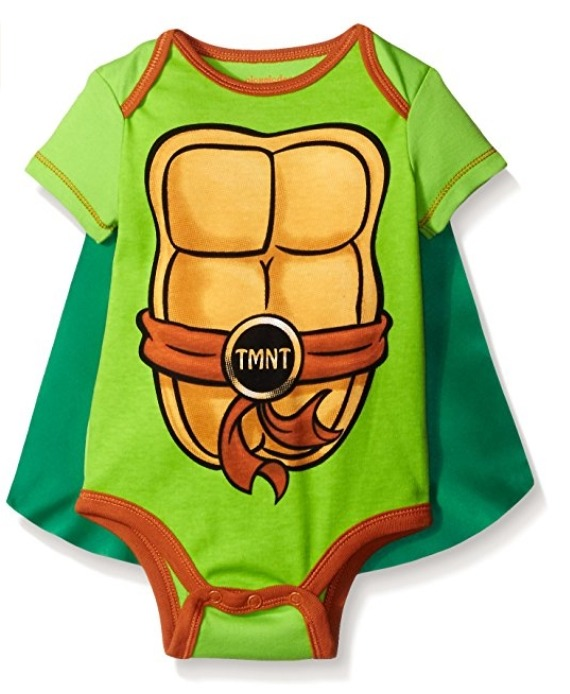 ninja turtles baby costume