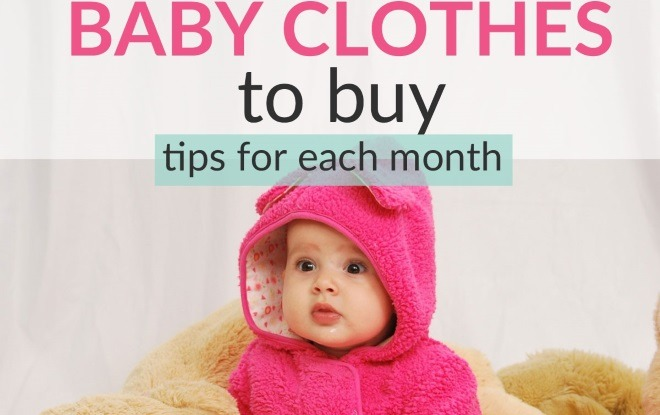 Tips on smartest baby clothing gifts to buy by Month!