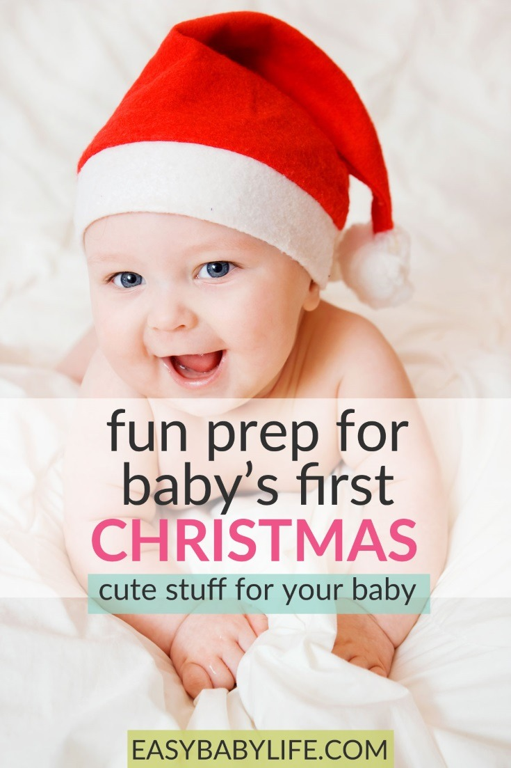 Fun Prep For Baby's First Christmas - Tips On Cute Stuff ...