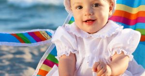 Tips for Toddler or Baby in Hot Weather – For Safety and Comfort!