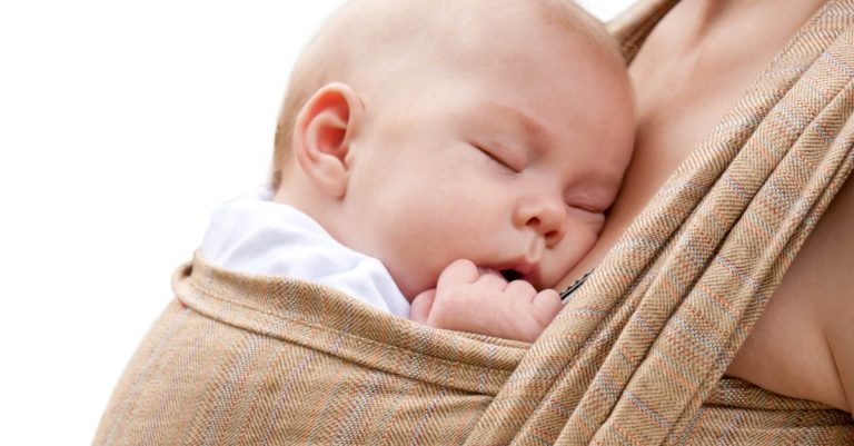 Babywearing: Spoiling Babies Or Creating Stronger Bonds?