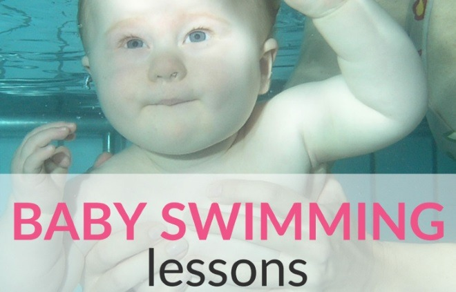 12 Baby Swimming Lesson Tips! When & Where, How Make It FUN
