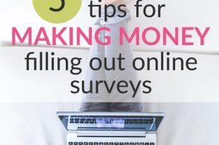 make money with online surveys