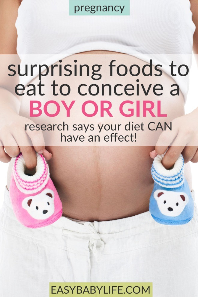 how conceive a boy or girl