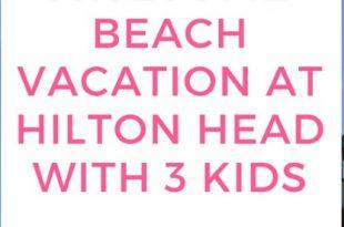 family vacation at hilton head, sc