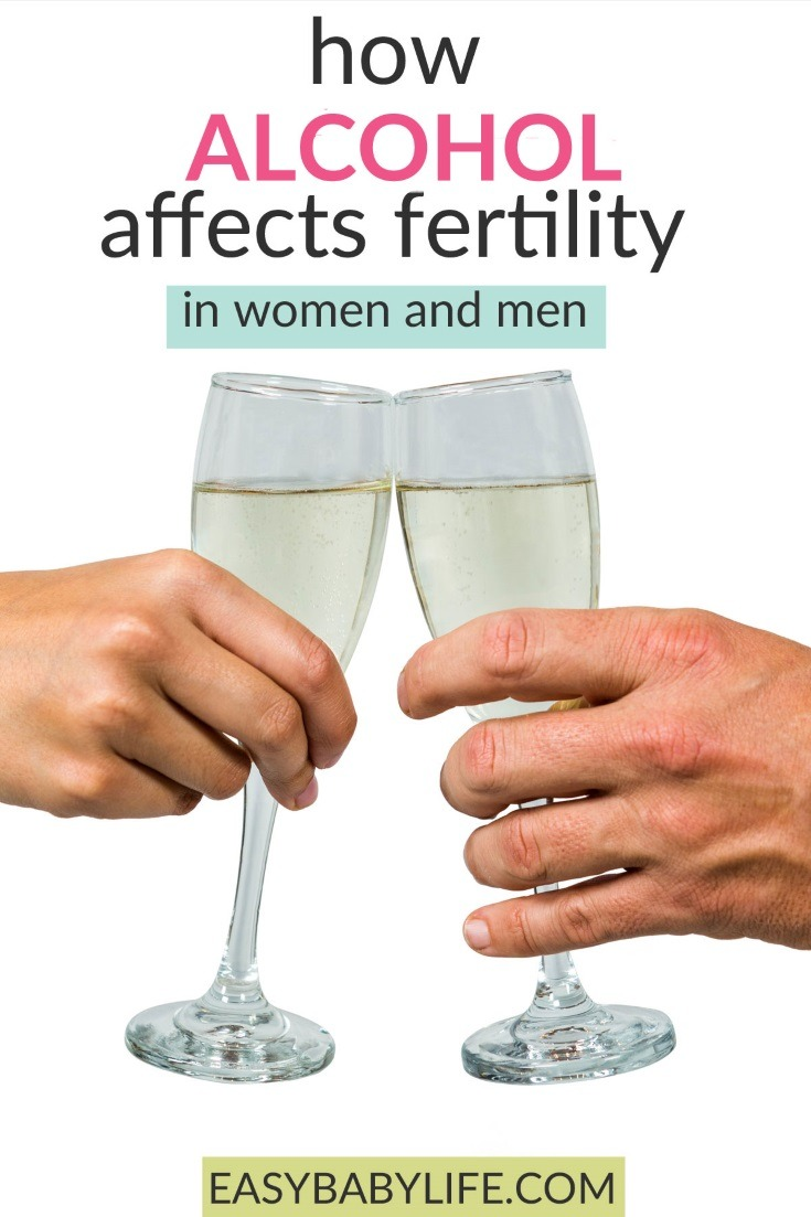 Alcohol... good or bad for fertility? Find out here and learn how to adjust your drinking to maximize your chances of getting pregnant!  Alcohol and fertility, alcohol when getting pregnant, men's fertility, women's fertility, how to boost fertility, fertility tips, fertility research