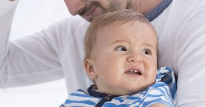 5 Really Helpful Tips If Baby Screams When Dad Holds Him
