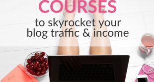 best blogger courses
