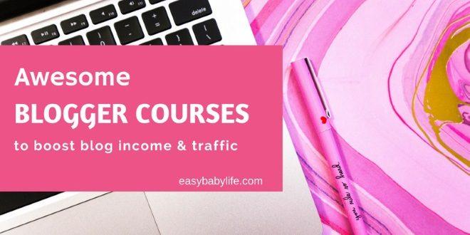 best blogger courses