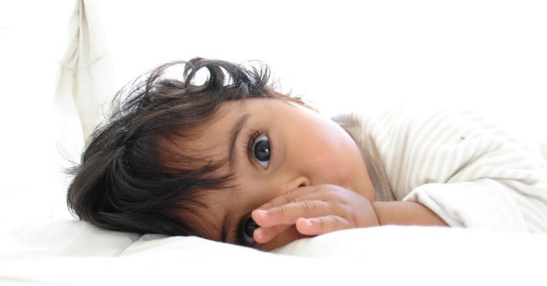 Help! My Toddler Won't Sleep at Night! 5 Tips To Solve It!