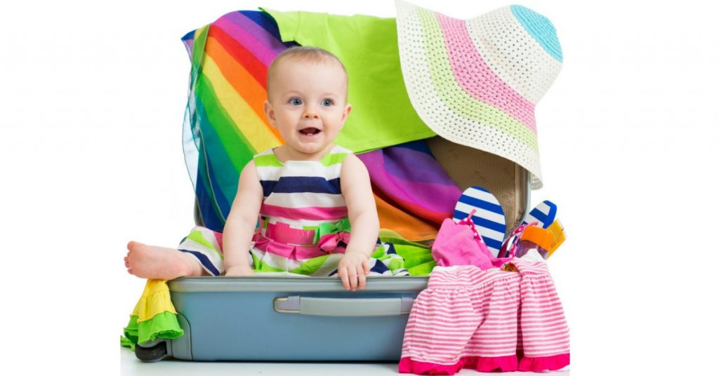 travel with baby tips