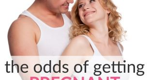the odds of getting pregnant