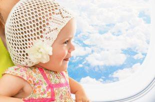 avoid ear pain in babies when flying