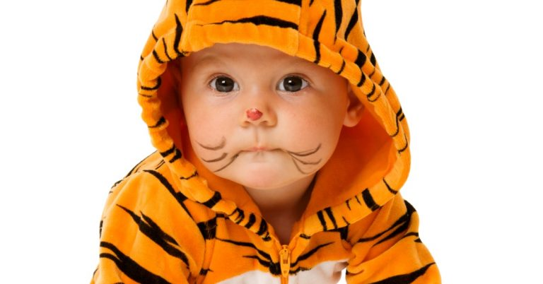 12 Halloween Baby Costume Ideas for Tiny Party Animals