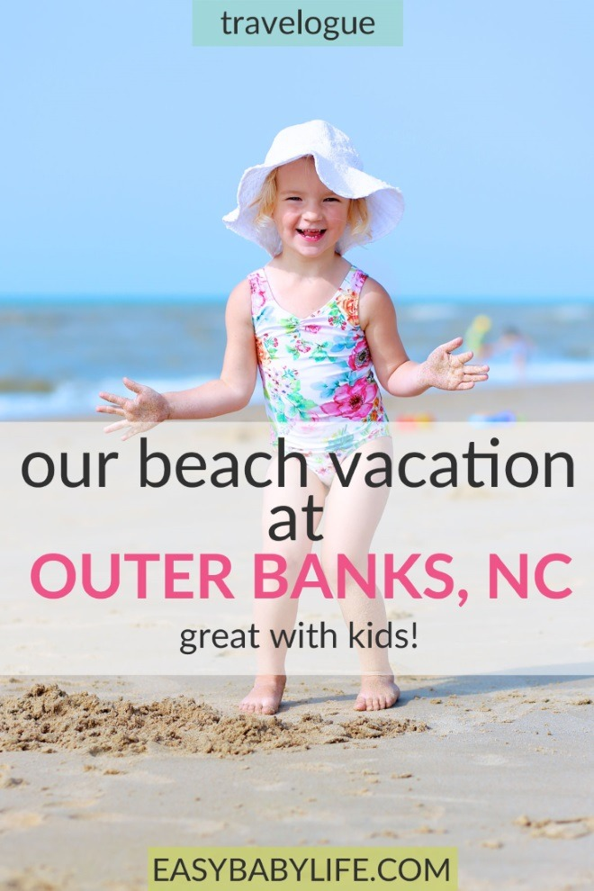 Outer Banks with kids