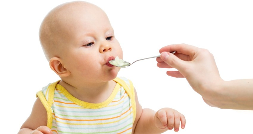 baby hasn't pooped after starting solids