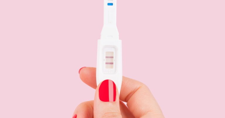 Yay, 5 Weeks Pregnant – Due For A Positive Pregnancy Test!