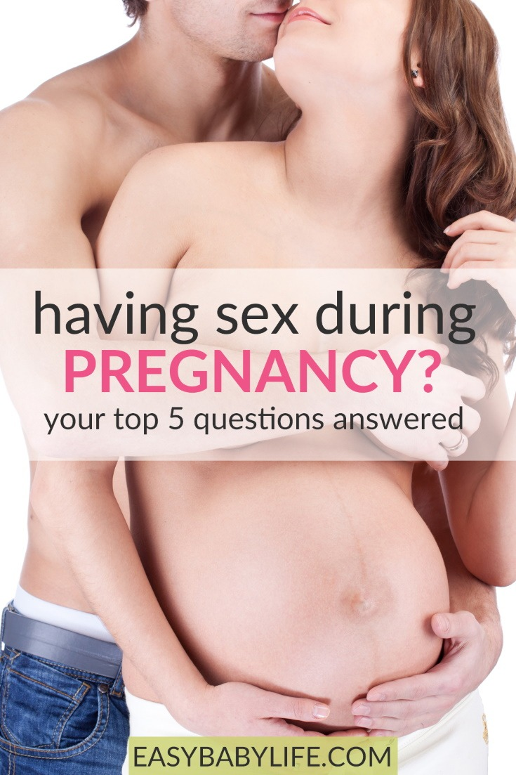 having sex during pregnancy