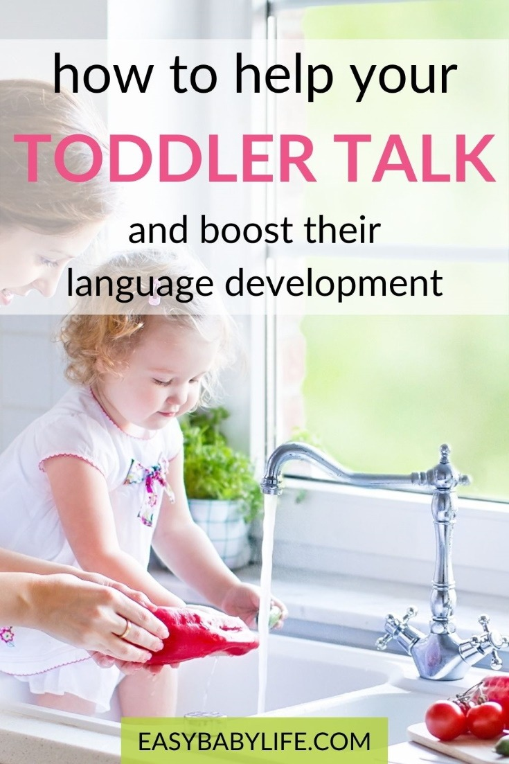 how to help your toddler talk