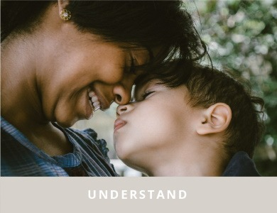 Seek to understand your child